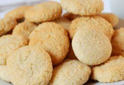Cozinha Viva: Broa de farinha de amêndoas